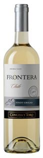 Frontera Pinot Grigio 750ml - Case of 12